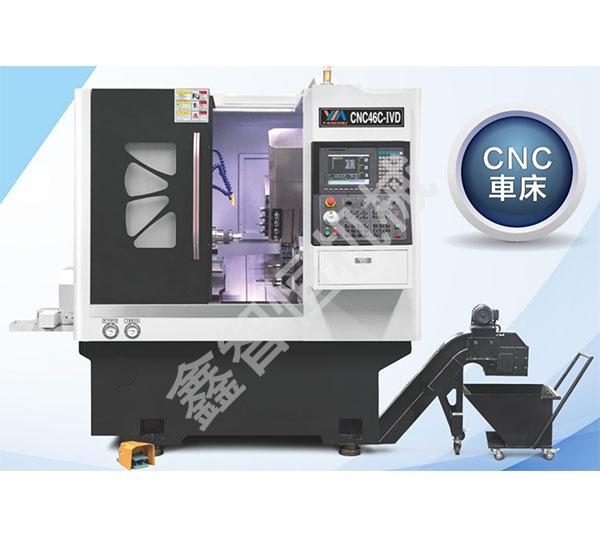 广州扬牧CNC车床